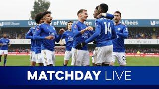 Matchday Live Aston Villa Vs Leicester City