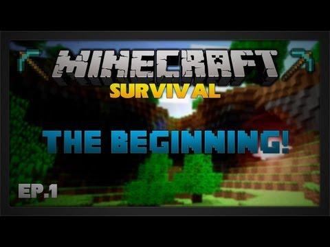 Minecraft Survival - The Beginning (Ep.1)