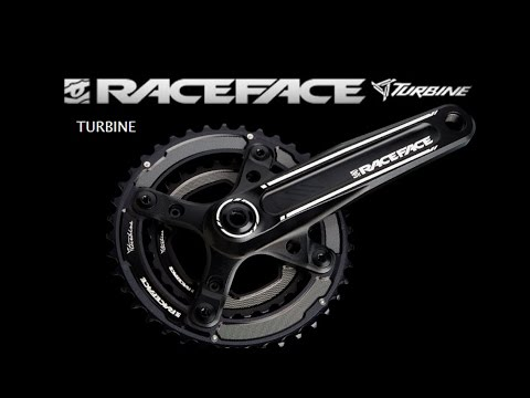 RaceFace Turbine Cranks Removal, Install, BB Check - Kona Process 111