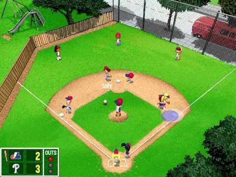 Let's Play Backyard Baseball 2003 - Game 1: Philadelphia Phillies v. Montreal Expos Part 2