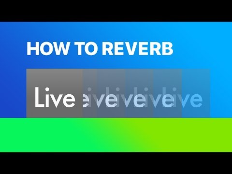 HOW TO USE REVERB: Give Depth to Your Synths