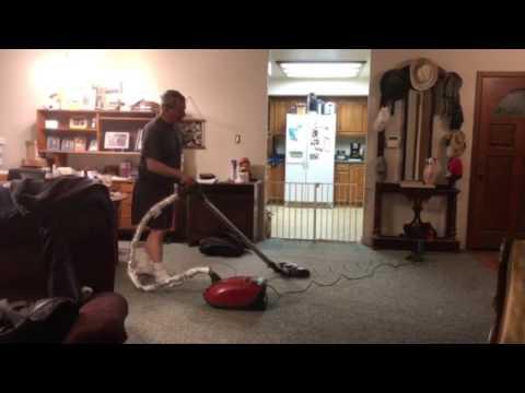 Miele vacuum static shock - Solution!