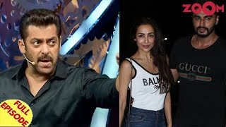Salman takes a jibe at critics | Malaika OPENS UP on her relationship with Arjun exclusively & more