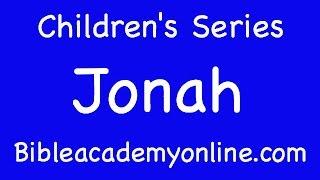 Cs Jonah 1:1-8  Lesson 1