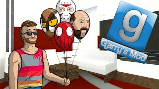 GTA 5 Next Gen Fun - Lui's Bounty, Jerry Can Launch, Bad Swimming