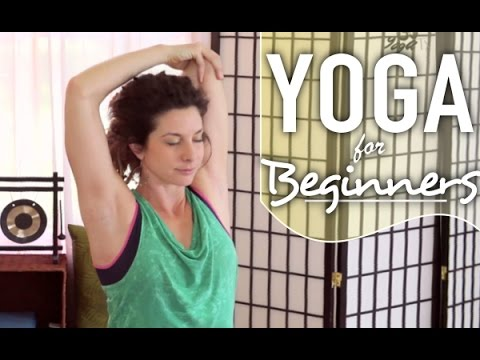Yoga For Neck and Shoulder Pain - 20 Minute Beginners Yoga For Neck, Back, & Shoulder Pain