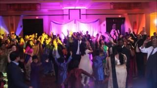 Indian Wedding DJ and Event Lighting. Vinayata Weds Gautam. October 24th 2015. Troy Marriott