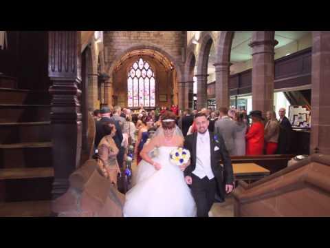 Moor Hall Hotel Wedding - Victoria & Luke