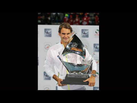Federer Beats Djokovic To Win Dubai Duty Free Tennis Championships