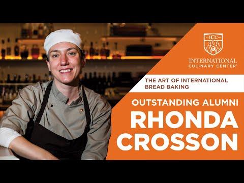 Outstanding Alumni 2017: Excellence in Bread, Rhonda Crosson