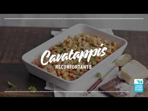 Cavatappis   Calendrier du lait 2018