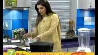 Rasmalai And Cold Coffee by Chef Tahira