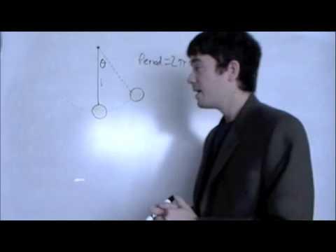 Pendulums 1 - Basic Science