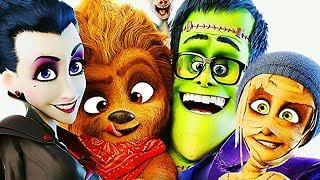 MONSTER FAMILY Trailer (Animation, 2018)