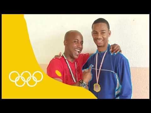 Bermuda Youth Olympic Team Profiles - Jahnai Perinchief