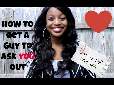How to Get A Guy to Ask You Out (with COVERGIRL Alexis)