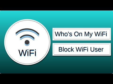 How To Check Who Is Using My WiFi | How To Block WiFi User