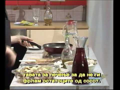 Cooking show with Philip Evans - French Coco van