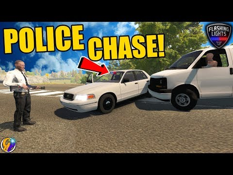 Xxx Mp4 FLASHING LIGHTS POLICE CHASE 5 000 DAMAGES POLICE SIMULATOR 3gp Sex