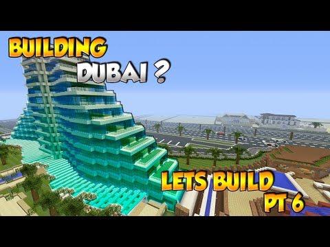 Building Dubai? - Minecraft City Build [6]