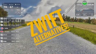 4 VERY GOOD Zwift Alternatives - Tested and Reviewed