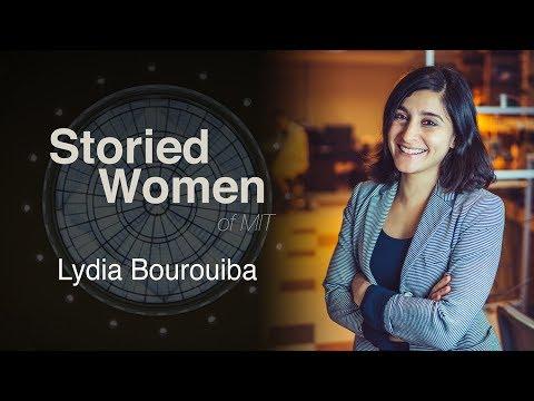 Storied Women of MIT: Lydia Bourouiba