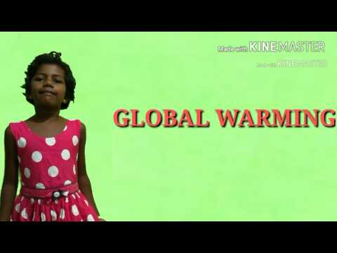 Global warming in tamil