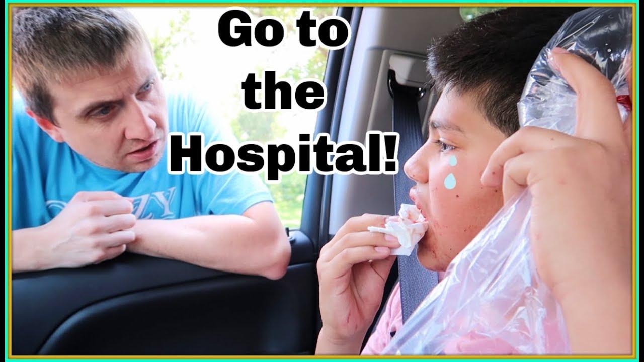HOSPITAL VISIT | EMERGENCY ROOM