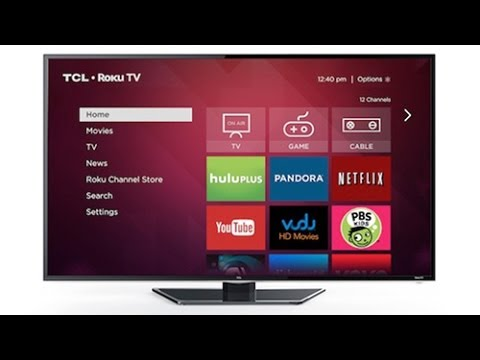 Everything You Need to Know About Roku TV - CES 2014