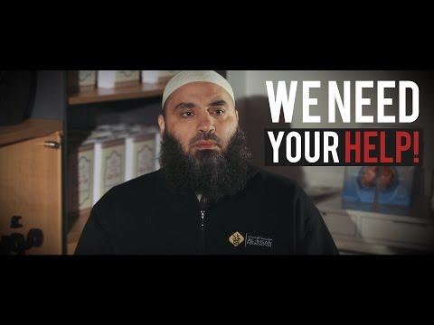 Al-Ihsan Foundation's Refugee Appeal
