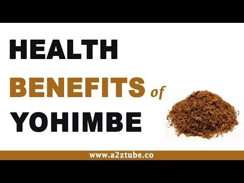 Health Benefits of Yohimbe