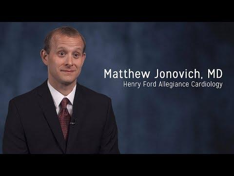 Matthew Jonovich, MD - Interventional Cardiologist, Henry Ford Allegiance Health
