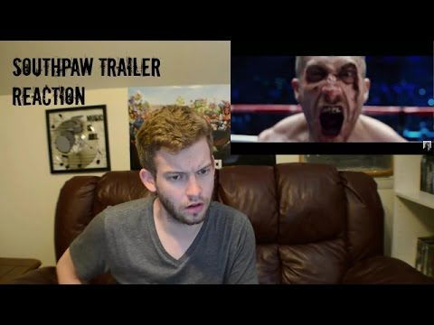 Southpaw Trailer Reaction!!