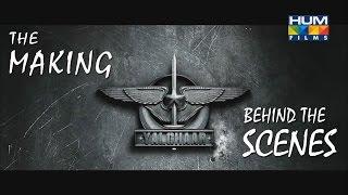 Yalghaar | The Making & Behind The Scenes | HUM FILMS