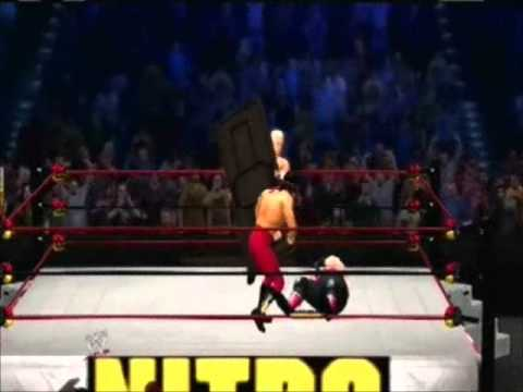 The Future Of The WCWF Part 3