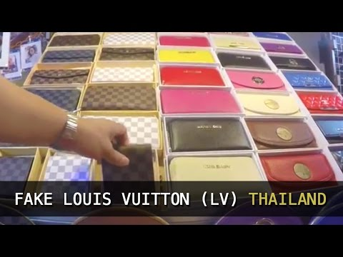 Louis Vuitton Replicas and Fake Rolex & Chanel Thailand