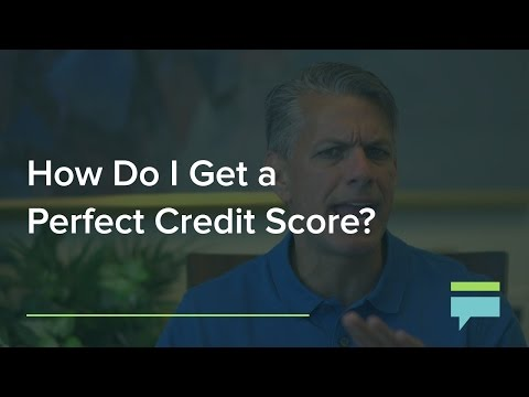 How Do I Get A Perfect Credit Score? – Credit Card Insider