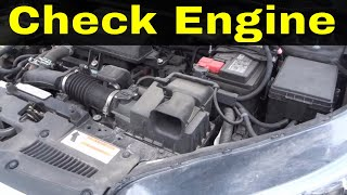 How To Reset The Check Engine Light-EASY And FREE