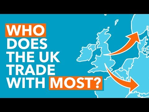 Who Does The UK Trade With Most? - Data Dive