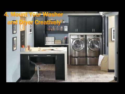10 Laundry Room Ideas That Organize Add Value and Upgrade Your Space