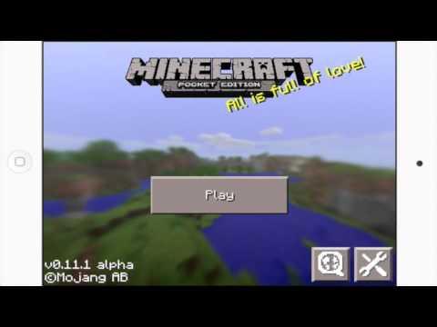 Change Your SKIN in Minecraft Pocket Edition 0.12.1 NO JAILBREAK!!