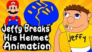 SML Movie: Jeffy Breaks His Helmet! Animation