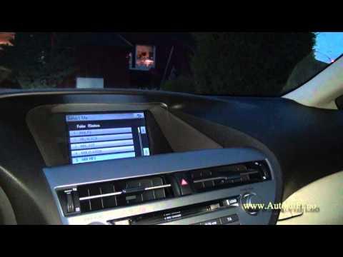 Dension DAB+U (DBU2GEN) in a Lexus RX450h