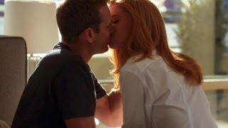 Harvey & Donna || Wildest Dreams [+ 6x11] (Darvey kiss dream)