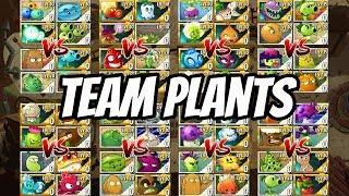 Wild West Team Plants Tournament - Elimination Round| Plants Vs Zombies 2 Epic Mod