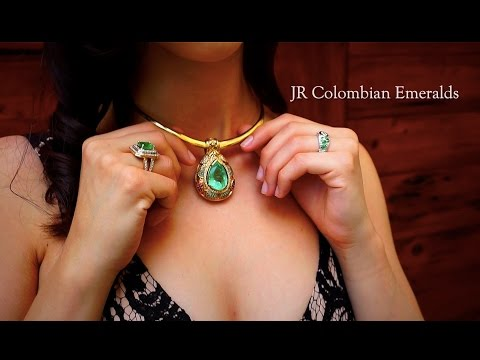 We are JR Colombian Emeralds