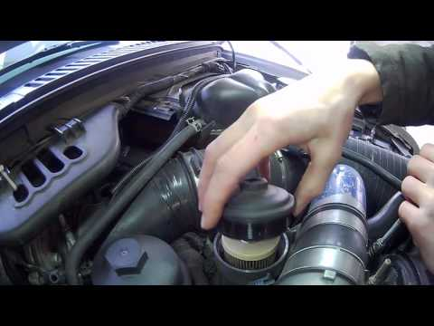 6.0 Diesel Fuel Filter Change