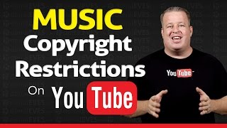 How To See If A Song or Music is Copyrighted -  YouTube Music Restrictions Library