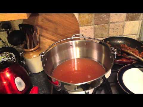 Rhubarb Cordial - Rhubena! Allotment Recipes 1