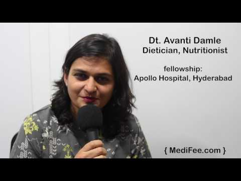 Meet Dt. Avanti Damle - Dietician and Nutritionist from Pune